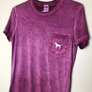 PINK Victoria's Secret Dog T Shirt